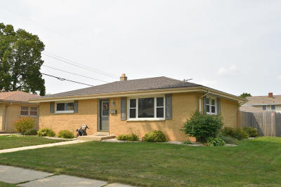 Single Family Home For Sale: 8000 W Tripoli Ave