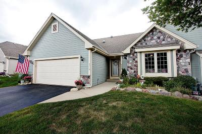 Waukesha Condo/Townhouse For Sale: 3310 Tara Hill Ct