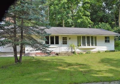 Mayville Single Family Home For Sale: 34 S Elm St