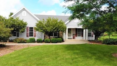 Waukesha County Single Family Home For Sale: N65w27490 Maple St