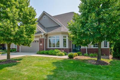 Mequon Condo/Townhouse Active Contingent With Offer: 1513 W Aster Woods Ct