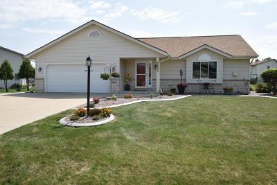 Oak Creek Single Family Home Active Contingent With Offer: 8805 S Clover Cir