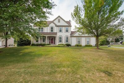 Germantown Single Family Home Active Contingent With Offer: W147n10363 Heritage Hills Pkwy
