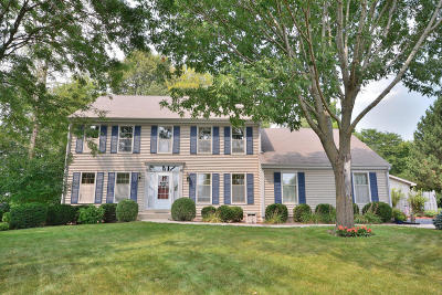 Germantown Single Family Home Active Contingent With Offer: W151n11723 Valley Ct