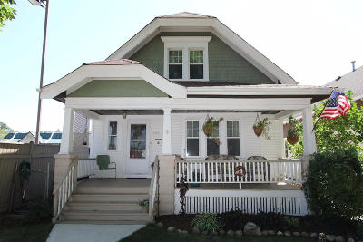 Single Family Home For Sale: 2264 N 67th St