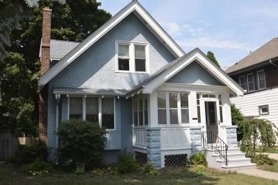 Single Family Home For Sale: 7122 W Wells St