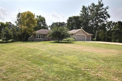 Menomonee Falls Single Family Home Active Contingent With Offer: W218n5836 Maclynn Ct