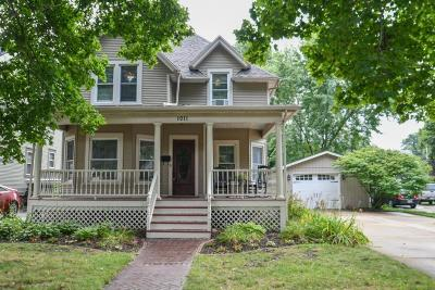 Watertown Single Family Home For Sale: 1011 S Eighth St