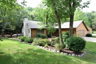 Jefferson County Single Family Home Active Contingent With Offer: W273 White Mountain Ct