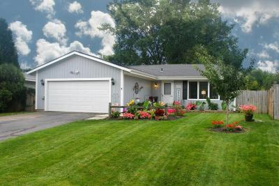 Racine County Single Family Home Active Contingent With Offer: 1455 Warwick Way
