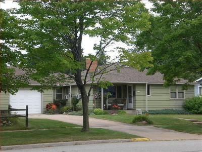 Menominee Single Family Home Active Contingent With Offer: 1712 20th Ave