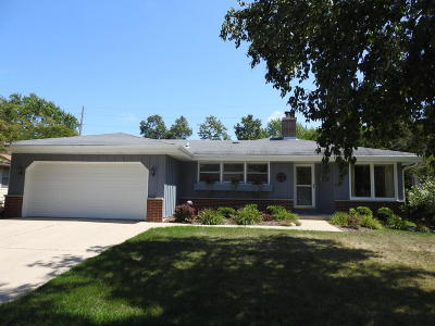 Kenosha County Single Family Home Active Contingent With Offer: 8055 50th Ave