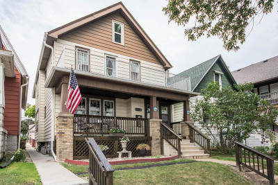 West Allis Two Family Home For Sale: 1653 S 68th St #1655
