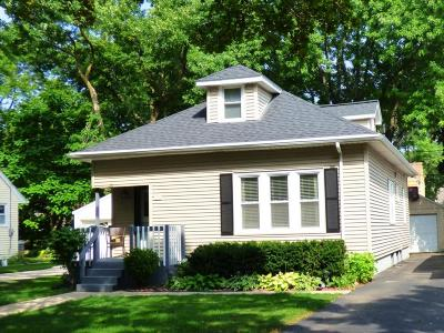 Whitefish Bay Single Family Home Active Contingent With Offer: 5142 N Berkeley Blvd