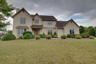 Waukesha County Single Family Home For Sale: N61w12753 River Heights Dr