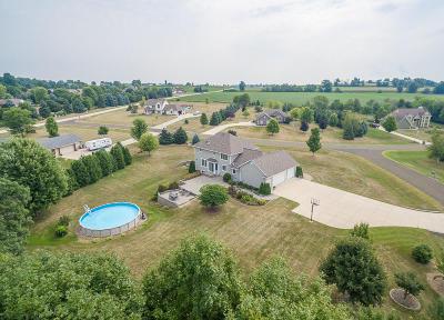 Hartford Single Family Home For Sale: 5488 Beechwood Ct