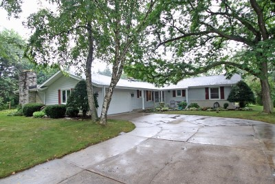 Germantown Single Family Home Active Contingent With Offer: W202n11489 Merkel Dr