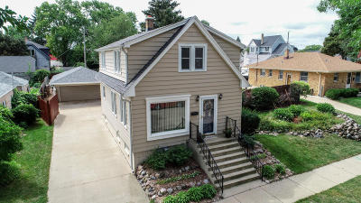 West Allis Single Family Home For Sale: 9609 W Grant St