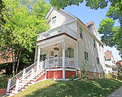 Milwaukee WI Two Family Home For Sale: $299,900