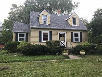 Kenosha County Single Family Home For Sale: 9134 39th Ave