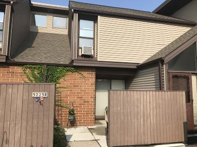 Milwaukee Condo/Townhouse For Sale: 5225 S 13th St #R