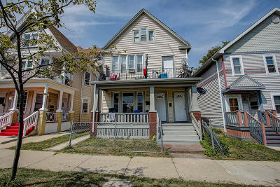 Milwaukee County Two Family Home For Sale: 1234 W Madison St #1236