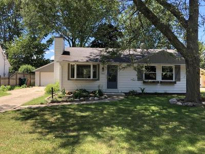 Milwaukee County Single Family Home For Sale: 7165 N Navajo Ave