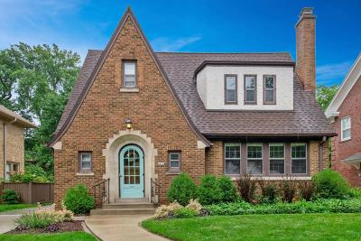 Milwaukee County Single Family Home For Sale: 4470 N Maryland Ave