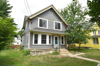 Waukesha Single Family Home For Sale: 812 E Broadway