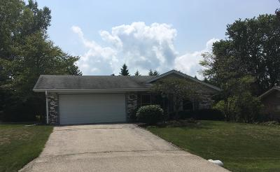 Slinger Single Family Home Active Contingent With Offer: 510 Oak Ter