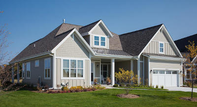 Cedarburg Single Family Home For Sale: N114w5879 James Cir #Lt27