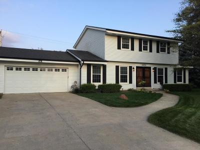 Waukesha County Single Family Home Active Contingent With Offer: 14825 W Janice #Ct