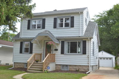 Glendale WI Single Family Home For Sale: $199,000