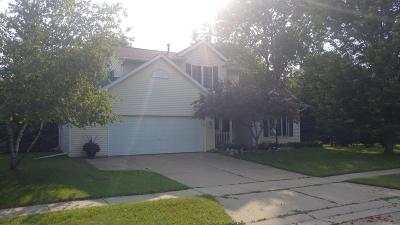 Waukesha County Single Family Home For Sale: 1126 Shoal Ridge Rd