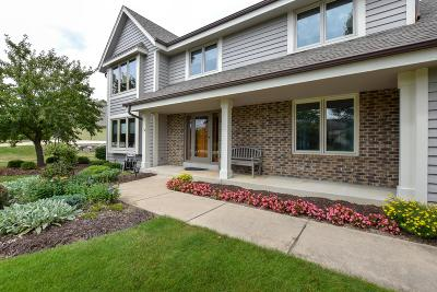 Ozaukee County Single Family Home Active Contingent With Offer: 8820 W Bennington Ct