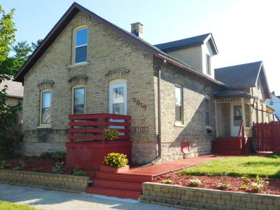 Racine County Single Family Home For Sale: 2015 N Wisconsin St