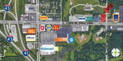Greenfield Residential Lots & Land For Sale: 4305 S 108th St