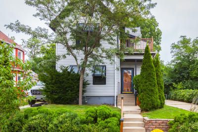 Milwaukee Multi Family Home Active Contingent With Offer: 2250 S Winchester St