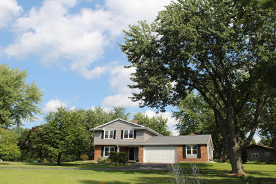 Mukwonago Single Family Home For Sale: W313s7474 Spring Ln