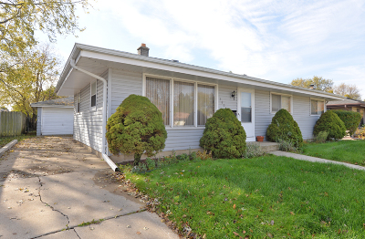 Racine County Single Family Home For Sale: 2801 Lincolnwood Dr