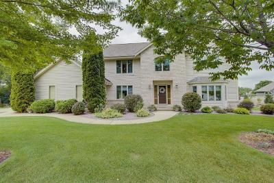 Waukesha WI Single Family Home For Sale: $459,900