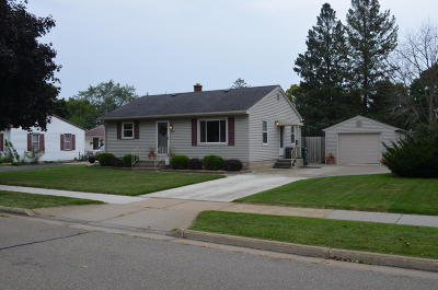 Racine County Single Family Home For Sale: 3047 94th St.