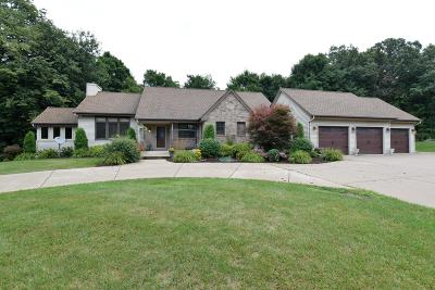 Grafton Single Family Home For Sale: 2475 Prairie View Ln