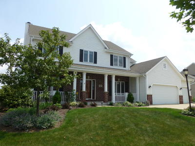 Waukesha WI Single Family Home For Sale: $449,900