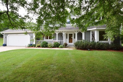 Pewaukee Single Family Home Active Contingent With Offer: W276n2601 Lily Ct E
