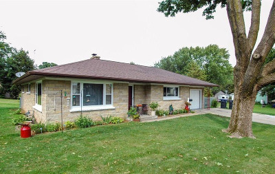 Mayville Single Family Home Active Contingent With Offer: 800 Lina St