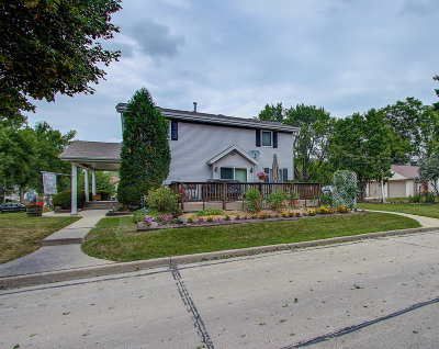 West Allis Two Family Home Active Contingent With Offer: 1118a S 96th St