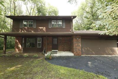 Milwaukee Single Family Home For Sale: 10420 W Greenwood Ter