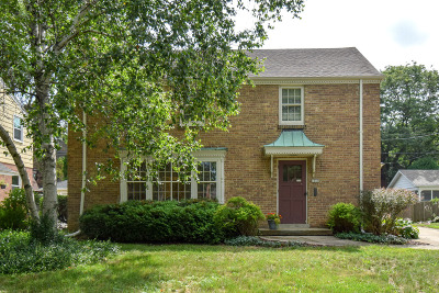Whitefish Bay Single Family Home Active Contingent With Offer: 6060 N Lydell Ave