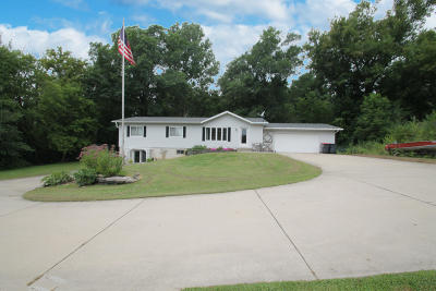 Palmyra Single Family Home Active Contingent With Offer: N537 County Road H